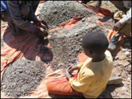 Child Laborers Mine for Cobalt Used in Tech Gadgets