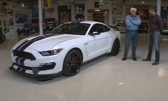 "jay leno now owns the ""greatest mustang ever built"""