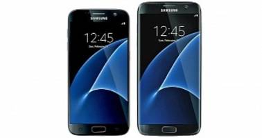 Samsung Galaxy S7 Comes with Non-Removable Battery, but It's Water Resistant