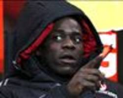 balotelli pays tribute to hometown palermo... with wrong picture