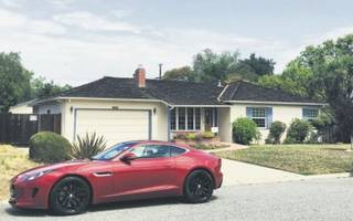 why the f-type is the ultimate party car