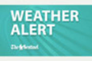 Weather warning for ice in Stoke-on-Trent and North Staffordshire...