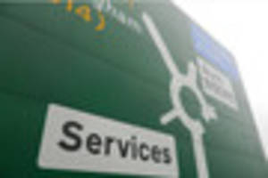 Blyth Services off the A1 shut this morning and no fuel available