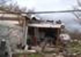 Tornadoes Hit Mississippi And Alabama
