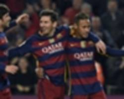 Luis Enrique: Barcelona players should be celebrated for Valencia win