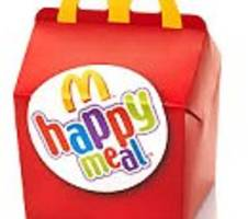 from paper bag to paperback: mcdonald's replaces happy meal toys with books for two weeks in 17million giveaway