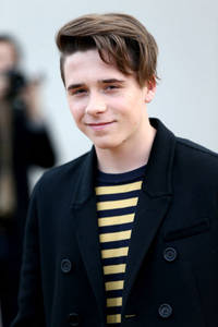 professional photographers cry nepotism after brooklyn beckham, 16, shoots campaign for burberry