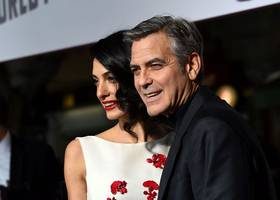 george clooney's 'horrible' marriage proposal to amal