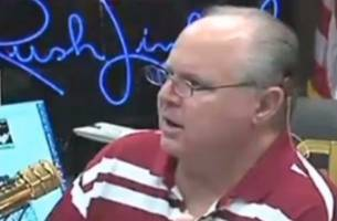 limbaugh: why's obama a christian if he's 'constantly denigrating' us and praising islam?