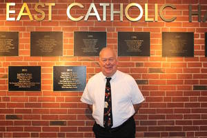 EAST CATHOLIC HIGH SCHOOL ATHLETIC DIRECTOR TO BE INDUCTED IN NHSACA NATIONAL HALL OF FAME