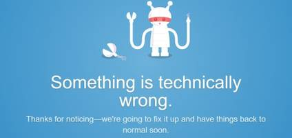 Twitter is experiencing outages across the globe
