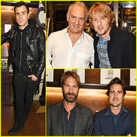 justin theroux brings back 'relax' in new 'zoolander 2' trailer - watch now!