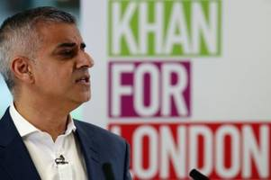 sadiq khan admits he's embarrassed by labour