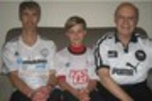 derby county: my first rams match, by fan peter featherstone