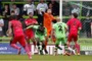 Forest Green Rovers NEWS and VIDEO: Competition for places makes...