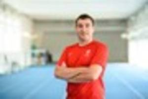 Athletics: Oldfield Park sprinter Theo Campbell takes on leading...