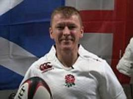 british astronaut tim peake will  watch england's six nations opener against scotland from 400km up in space
