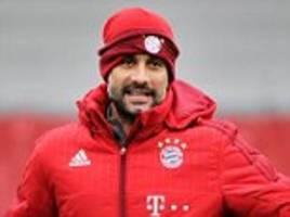 pep guardiola shows his prickly side as german press grill bayern munich boss over manchester city move