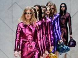 from the catwalk straight into stores: burberry closes 'gap between runway and retail' and launches 'seasonless' collections