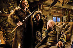 Museum Is Pissed After Kurt Russell Accidentally Smashes Priceless Antique Guitar in 'The Hateful Eight'