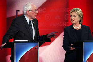 Top 6 MSNBC Debate Moments: Hillary Loses Cool, Sanders Takes High Road