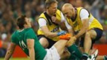 Ireland can defy injuries - Howley