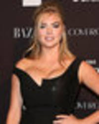 'strong genitalia' kate upton reveals how she stays tight down below