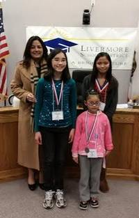 Livermore School District Hosts Spelling Bees