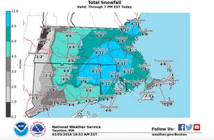 Concord Winter Weather: 'Snow Day' Weather Update