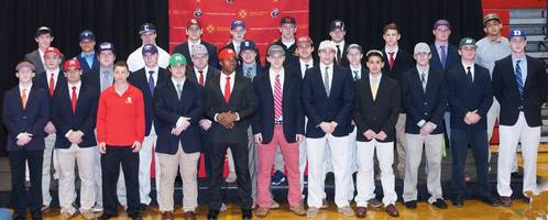 29 Bergen Catholic Students Sign Up To Play Collegiate Athletics