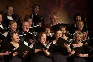 New Jersey Choral Society to Present Pops Spectacular 'Crazy for You'