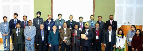 Path Breaking Executive Education Programme on Utility Regulations and Strategy for Regulatory Bodies of India by Jindal University