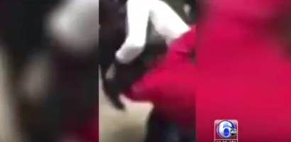 School District Blames Social Media For Student 'Fight Week' (Video)