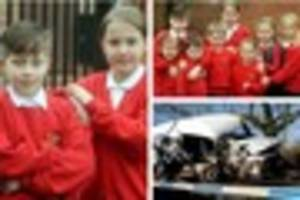 Heroic nine-year-old help in minibus crash and four other stories...