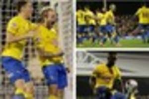 derby county video: flashback to rams' 5-2 win at fulham in the...