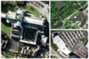 Can you guess these Gloucester landmarks from Google maps?