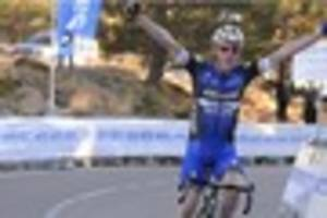 CYCLING: Dan Martin powers to first victory since 2014