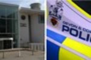 Police ended high speed Newton Abbot car chase by ramming...