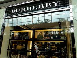Burberry Shakes Up Catwalk With Clothes Immediately for Sale