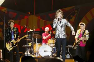 rolling stones wow crowd as veteran rockers kick off south american tour in chile