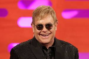 sir elton john: my kids live a normal life despite fame.. and they have to do chores for their pocket money