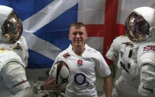 the bbc makes 'broadcasting history' as it beams live rugby match to outer space