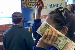 California State Lottery Officials Sued by Man Who Says Officials Destroyed His $63 Million Winning Ticket