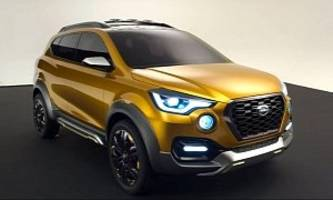 datsun unveils go-cross concept, could inspire a family of models