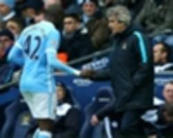 Pellegrini will not make Guardiola excuse for stuttering City