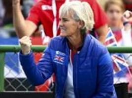 judy murray shapes the destiny of her boys and her girls... she is the driving force behind their success