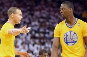 Harrison Barnes' Vine about Stephen Curry is absolutely perfect