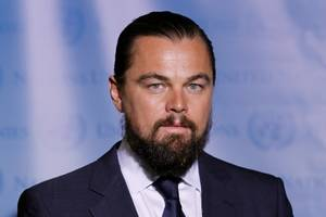 leonardo dicaprio to star in 'conquest' for paramount