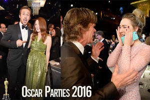 Oscar Parties 2016: The Best Invites (Updating)