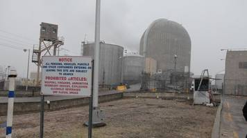 65,000% spike in reported radioactivity after tritium leaks at indian point nuclear power plant